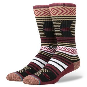 FSU Florida State University Seminoles Stance Sock
